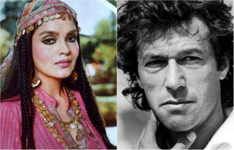 Zeenat Aman-Imran Khan