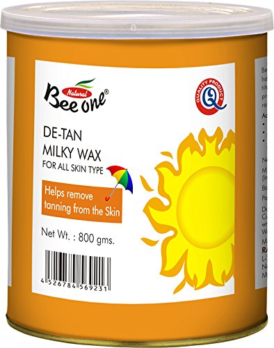 De-Tan Milky Wax