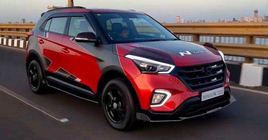 Hyundai Creta N Line