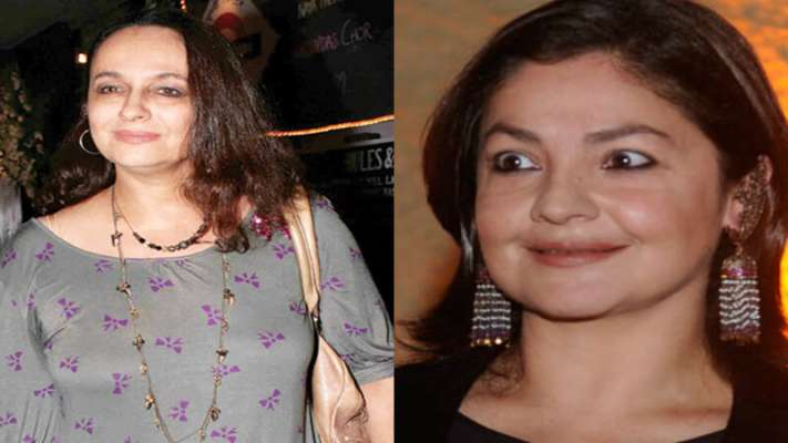Soni Razdan and Pooja Bhatt