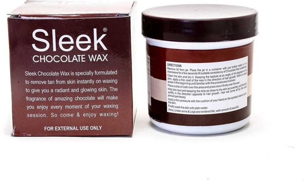 Sleek Chocolate wax