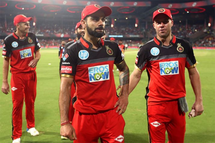 Highest Team Score Royal Challengers Bangalore