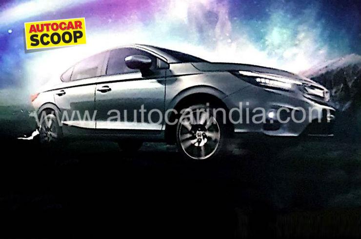 Honda City 3