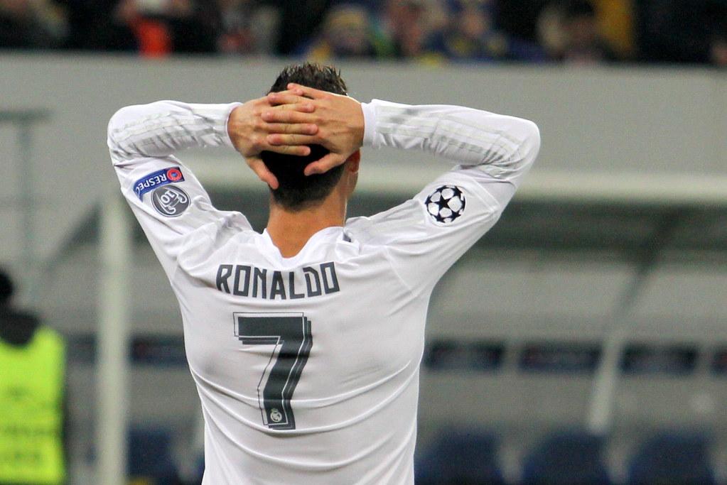 Cristiano Ronaldo - Fatest Football Player
