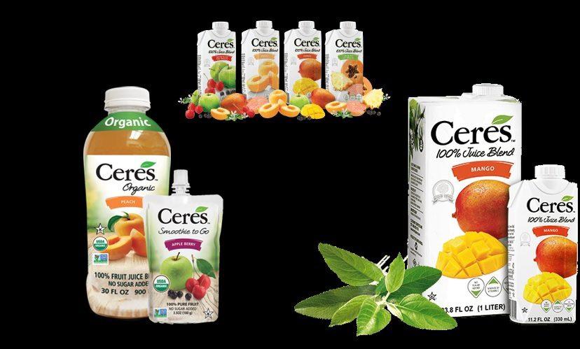 Ceres Fruit Juices