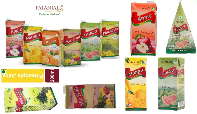 Fruit Juices by Patanjali