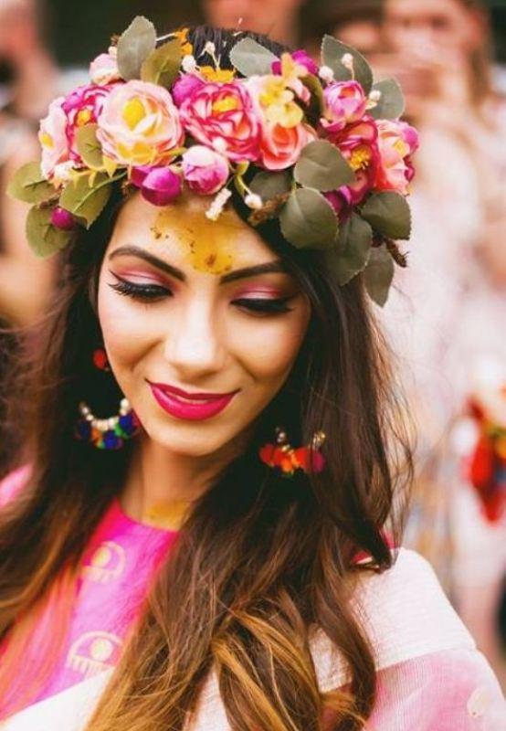 The Floral Tiaras