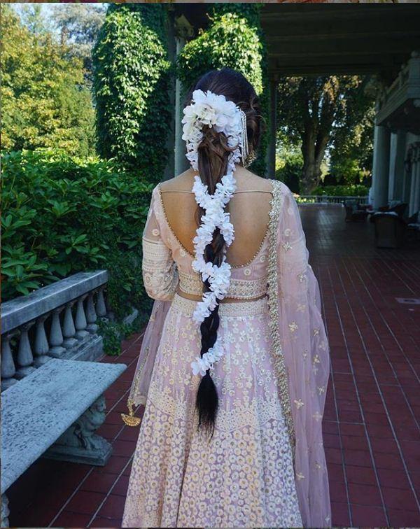 The Long Floral Braid