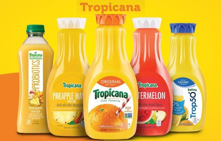 Tropicana by PepsiCo